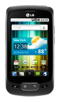 Ремонт LG Optimus One P500 в Санкт-Петербурге